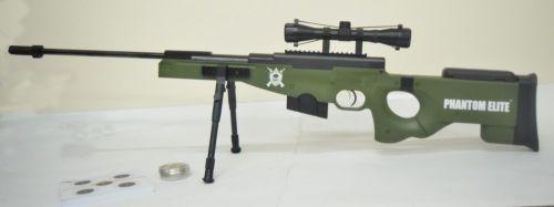 Nova Vista Phantom Elite Sniper - Olive Drab .22 Second Hand