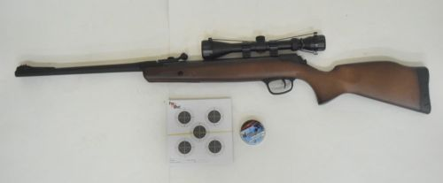 Browning X-Blade .22 Pellet - Second Hand