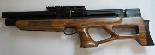 AGT Vulcan Bullpup Walnut .22  - Ex Display - 0475