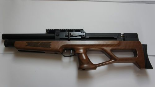 AGT Vulcan Bullpup Walnut .22 - Ex Display - 0473