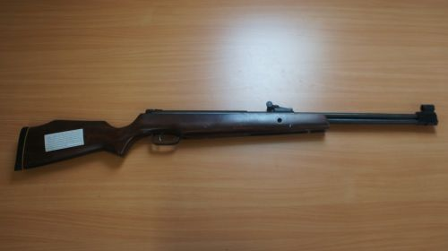 Diana Model 34 - .22 Air Rifle - Second Hand