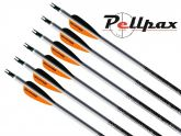 Easton XX75 Platinum Plus Arrows - Pack of 6