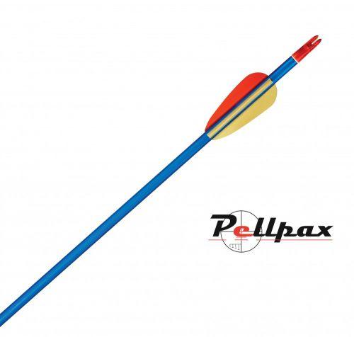 """EK Archery 30"""" Aluminium Arrows - Pack of 5"""