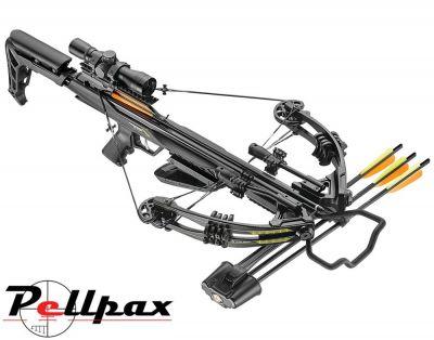 EK Archery Accelerator 370+ Compound Crossbow - 185lbs