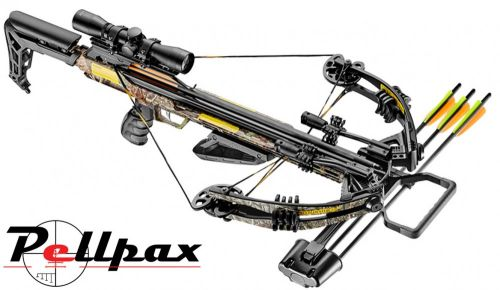 EK Archery Accelerator 370+ 185lbs Compound Crossbow