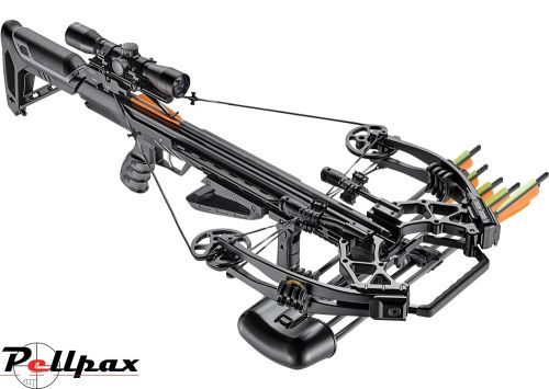 EK Archery Accelerator 410+ Compound Crossbow - 185lbs