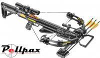 EK Archery Accelerator 390+ 185lbs Compound Crossbow
