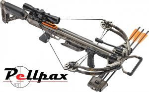 EK Archery Ballistic 390 185lbs Compound Crossbow