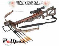 EK Archery Desert Hawk 225lbs Recurve Crossbow