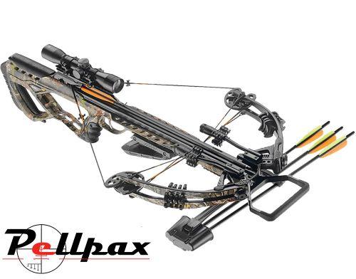 EK Archery Guillotine-M+ Compound Crossbow - 185lbs