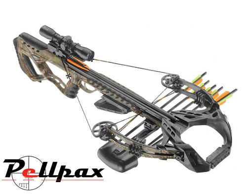 EK Archery Guillotine-X+ Compound Crossbow - 185lbs