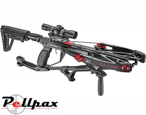 EK Archery Siege 300 Compound Crossbow - 150lbs