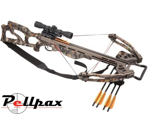 Buy Compound Crossbow - Delivered To Your Door - Pellpax UK