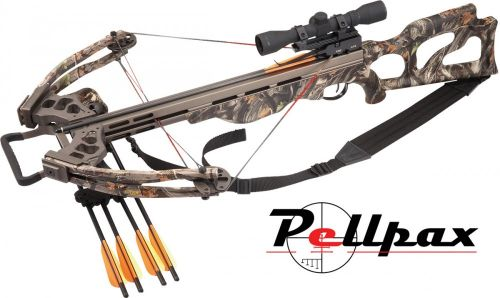 EK Archery Titan 200lbs Compound Crossbow