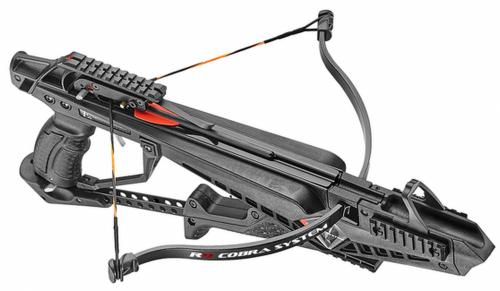 EK Cobra R9 Crossbow - Recurve Crossbow - Pellpax