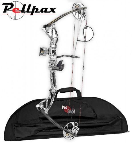 Ek Archery Rex Skull Camo Combo Kit