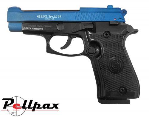 Ekol Special 99 Blank Firer - 9mm P.A.K