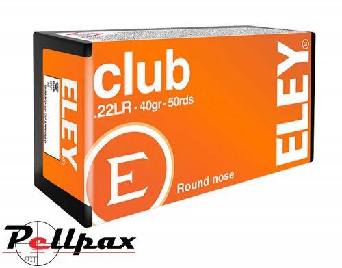 Eley Club - .22LR