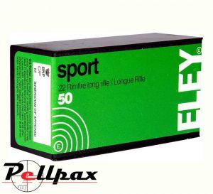 Eley X22LR Sport - .22LR