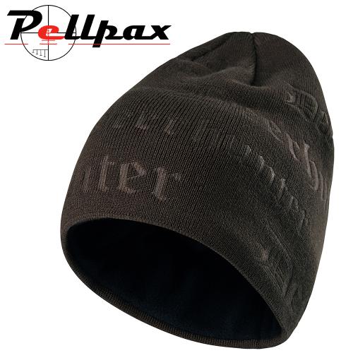 Embossed Logo Hat in Walnut by Deerhunter