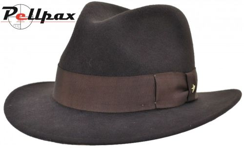 Ayr Fedora Felt Hat