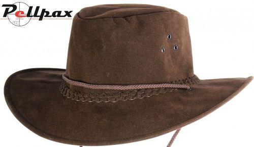 Soaka Crushable Suede Hat