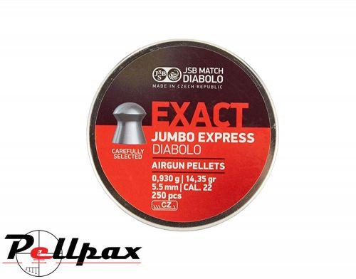 JSB Exact Express Pellets .22 (5.52) x 500