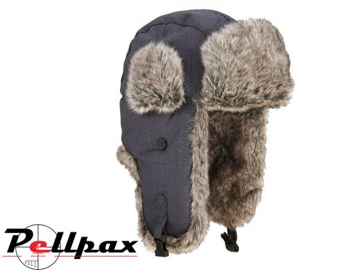 Extremities Mens Waterproof Ajo Faux Fur Trapper Hat