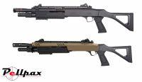 "Fabarm SFT 12 11"" - Spring Shotgun - 6mm Airsoft"