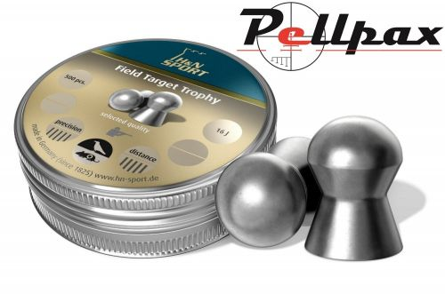 H&N Field Target Trophy .20 Pellets x 500