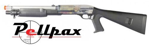 Firepower MS Multishot Shotgun Spring 6mm Airsoft