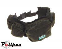 Five-Pocket Utility Belt - Camo / Olive
