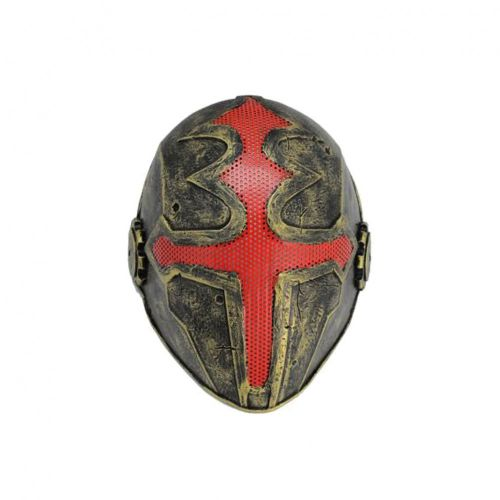 FMA Cross The King Mask