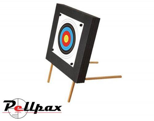 EK Archery Foam Target w/ Wooden Stand