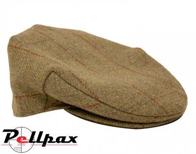 Bonart Foxhound Tweed Flatcap