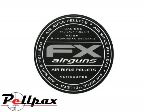 FX Airgun Pellets (4.52) - .177 x 500
