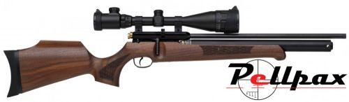 FX Airguns Cyclone Walnut .22