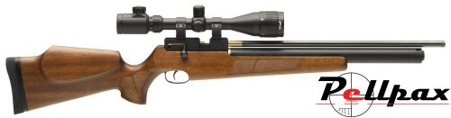 FX Airguns Typhoon Walnut ME .22