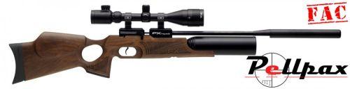 FX Royale 400 Walnut FAC .22
