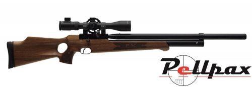 FX Airguns T12 Whisper .22 Walnut