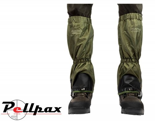 Waterproof Gaiters By Jack Pyke in Hunters Green