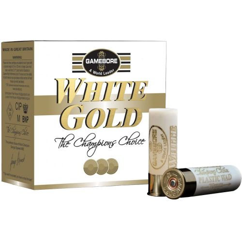 Gamebore White Gold - 12G x 250