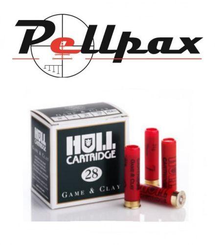 Hull Cartridge Game & Clay 18g 6 Shot - 28G