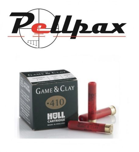 Hull Cartridge Game & Clay 11g 6 Shot - 410G
