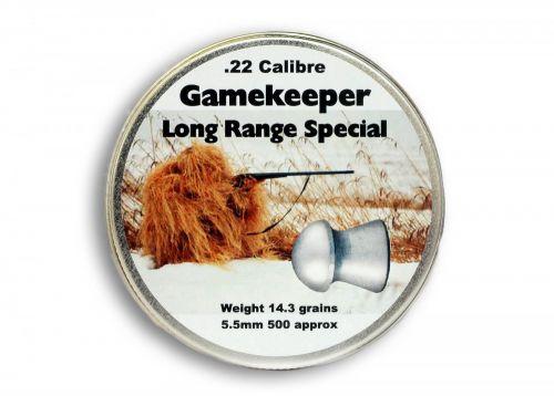 Gamekeeper Long Range Special .22 x 500