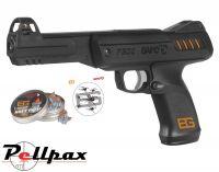 Gamo Bear Grylls Survival Pistol Set .177