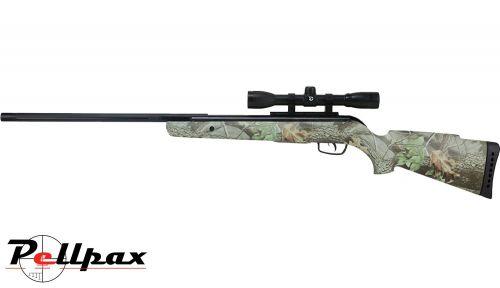 Gamo Camo Rocket IGT Maxxim .177 Spring Rifle + Scope (3-9x40) - Second Hand