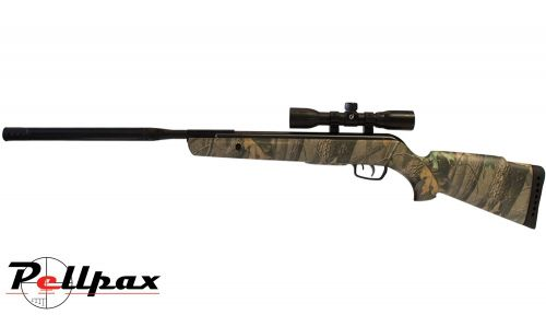 Gamo Camo Rocket IGT Air Rifle - .22