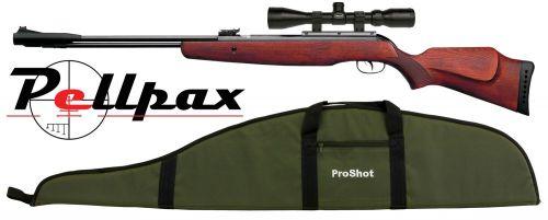 Gamo CFX Royale .22 - Including Free Scope and Gun Bag!