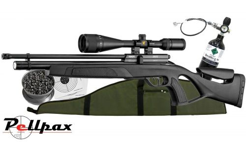 Gamo Coyote Tactical Complete Combo Kit - .22 Air Rifle